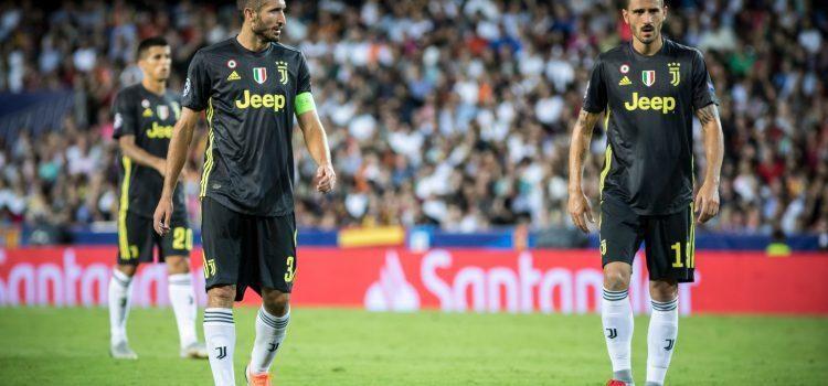 Juventus, il messaggio di Chiellini: «Sensazione bellissima»
