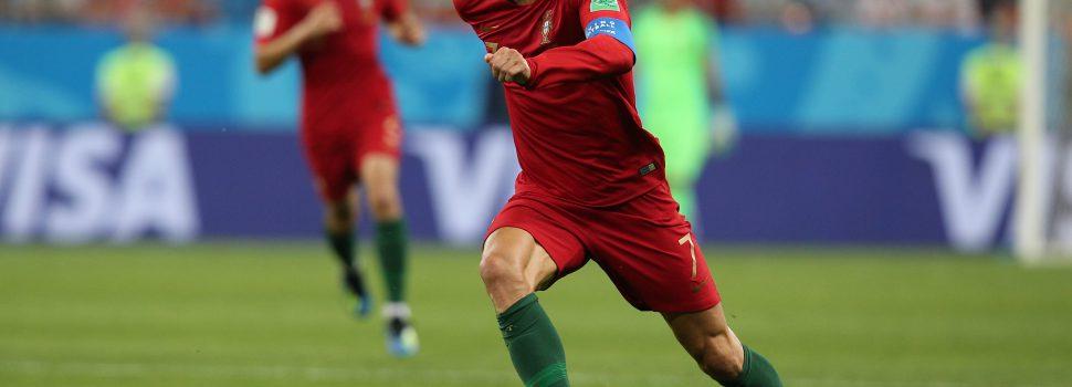 Cristiano Ronaldo ha appena battuto un altro record