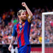 L'ultima volta in cui si sono affrontati Messi e Cristiano Ronaldo