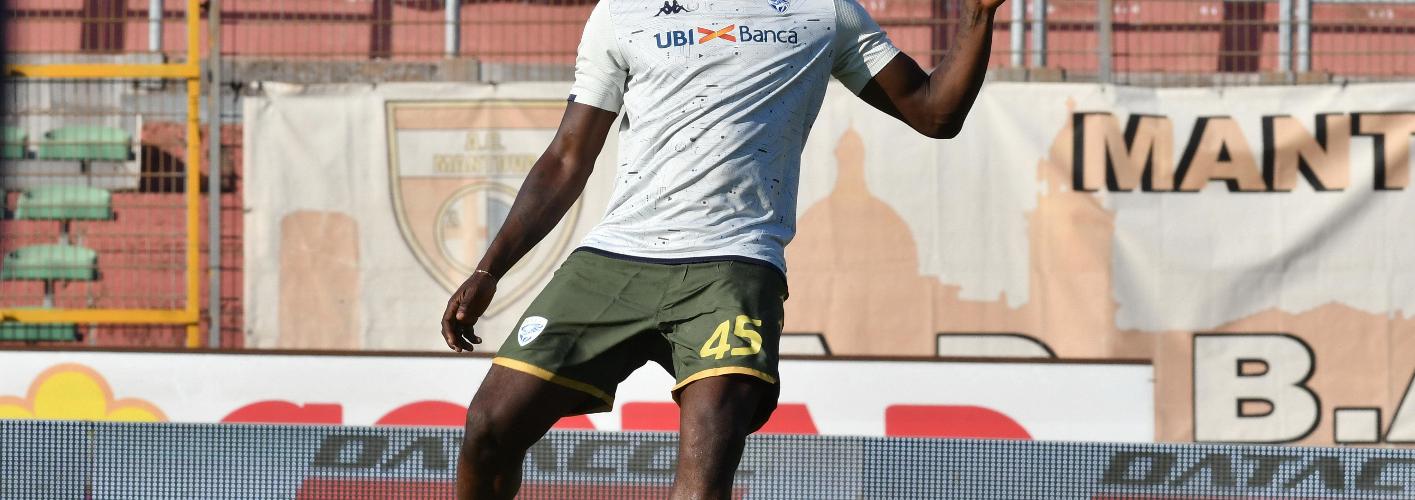 Brescia, Balotelli torna ad allenarsi