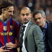 Cosa ha detto veramente Mourinho a Guardiola nel Barça-Inter del Triplete