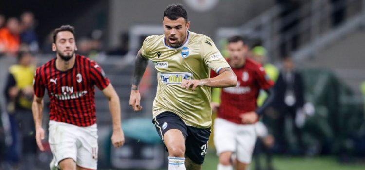 Napoli, Petagna: «Abbiamo giocato male? L'importante è vincere»