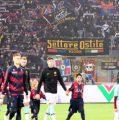 Bologna, due giocatori hanno lavorato in differenziato