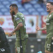 """Cagliari, Cacciatore: """"C'è entusiasmo e voglia di continuare, ma dobbiamo restare coi piedi per terra"""""""