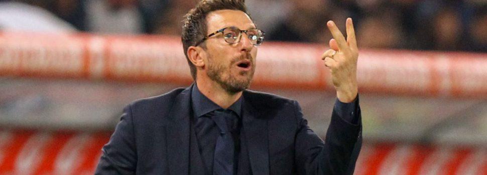 Cagliari, conferenza Di Francesco: «Vogliamo recuperare terreno. Ounas? Gli serve tempo»