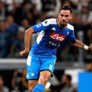 Napoli, Fabian non rinnova. Real alla finestra per Giugno