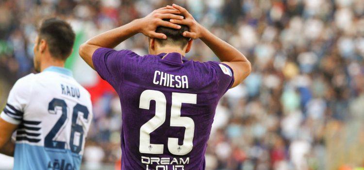 Fiorentina, per Chiesa pronto un ruolo da prima punta