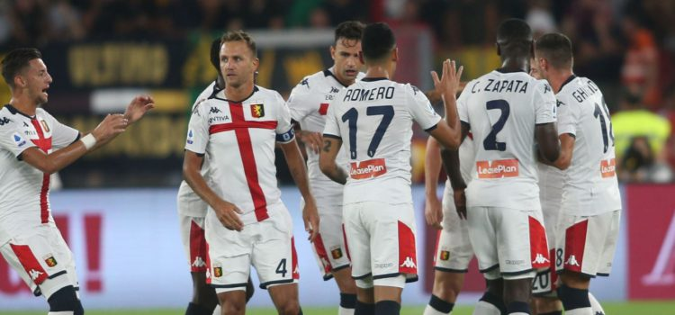Genoa-Verona, i numeri sorridono ai rossoblu