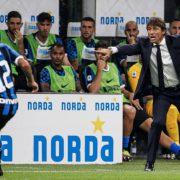 Verso Verona-Inter: Conte ha deciso chi giocherà insieme a Lukaku