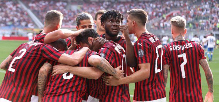 Milan, ag. Kessie: «Per ora non c'è niente col Napoli, ma Gattuso…»