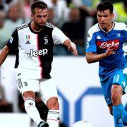 Pjanic, i tifosi sperano: il centrocampista può partire titolare contro l'Atalanta