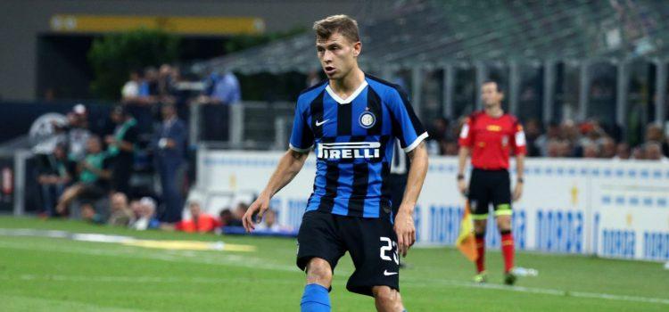 Inter, Barella è uscito anzitempo dall'amichevole con il Lugano
