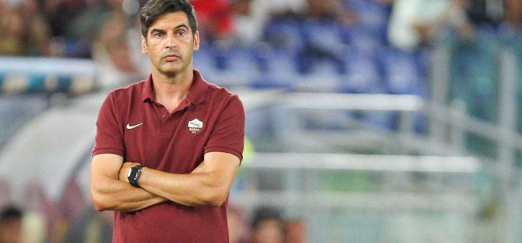 Roma, Fonseca: «Pellegrini convocato, Smalling no. Gioca Mayoral, Villar…»