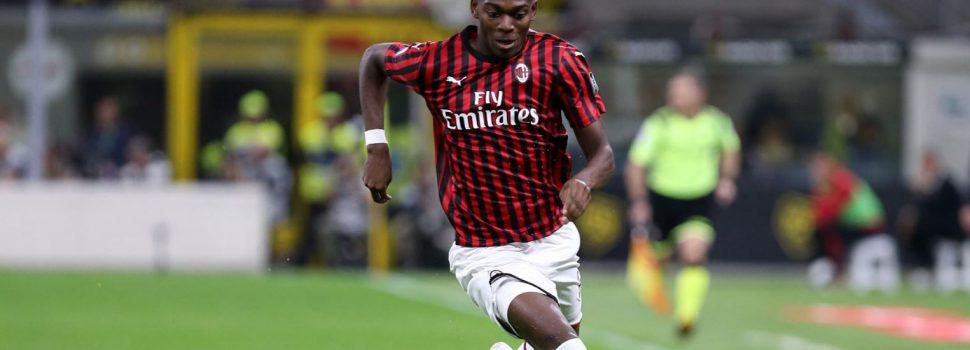 Inter-Milan, le formazioni: fuori Eriksen, c'è Leao