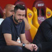 Sassuolo, De Zerbi: «Quando andrò via la squadra farà di più. Ora la classifica…»