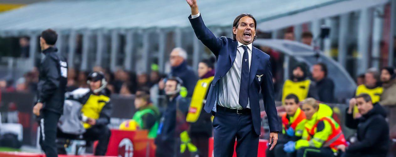 Lazio, Inzaghi: «Cataldi e Marusic non pronti. L'obiettivo è la Champions»
