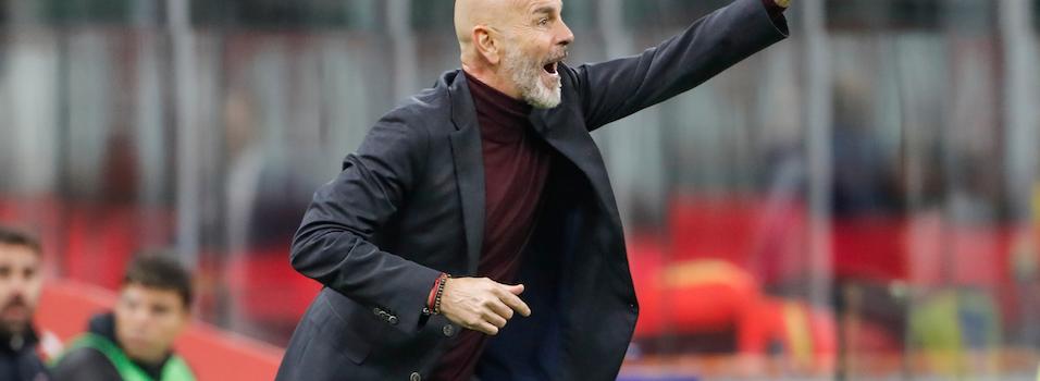 Milan, Pioli: «Non siamo usciti dal campo contenti, l'occasione finale…»