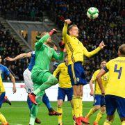 La Svezia è la diciassettesima Nazionale più forte del mondo