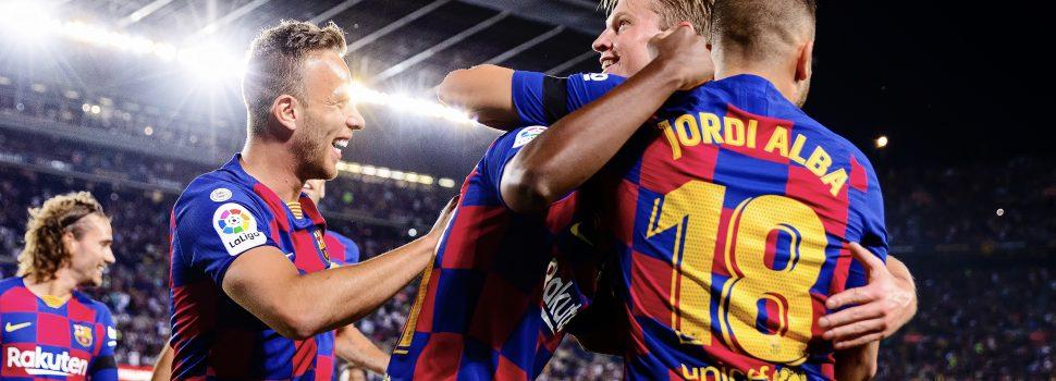 Barcellona, Koeman non convoca Vidal e Suarez per l'amichevole con il Girona