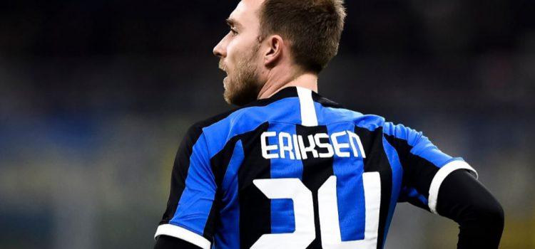 Eriksen potrebbe partire titolare contro il Torino, ma ha il futuro segnato
