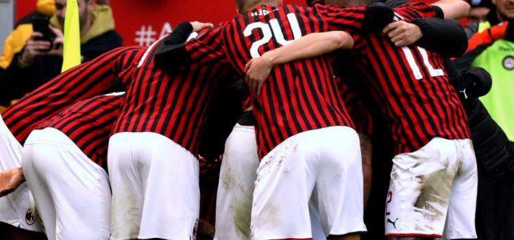 Milan, problema fisico per un centrocampista: out contro il Cagliari