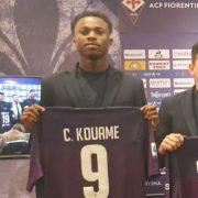 Fiorentina, Kouame: «A disposizione di Iachini, se mi chiama sono contento»