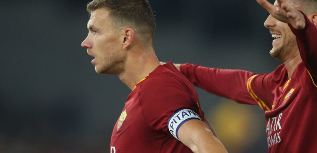 Juventus, adesso è Dzeko la prima scelta per l'attacco bianconero