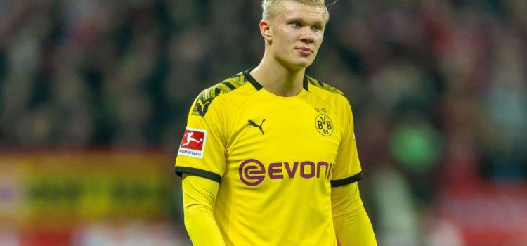 Borussia, Haaland nota stonata: non va in gol da 5 gare, è la prima volta