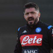 Napoli, Gattuso: «Stasera meritavo il rosso. Insigne? Non sono un dottore»