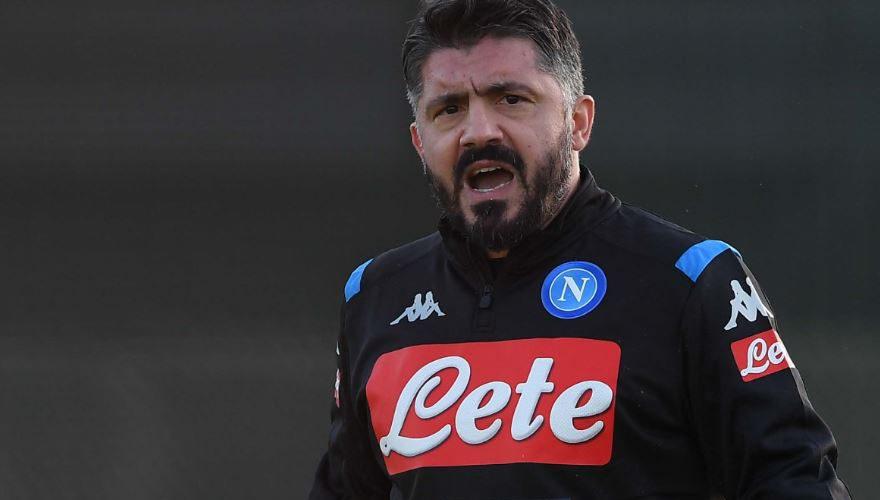 Napoli, Gattuso a Rai Sport: «Abbiamo sofferto troppo. Su Osimhen..»