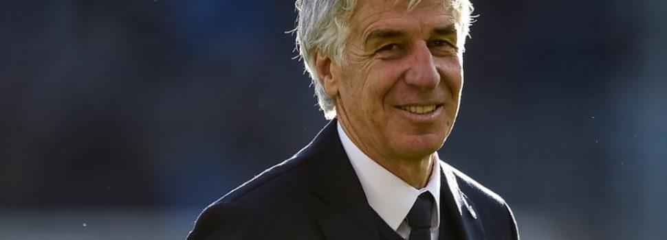 Atalanta, conferenza Gasperini: «Mi bastano 16 giocatori. C'è apprensione per Muriel»