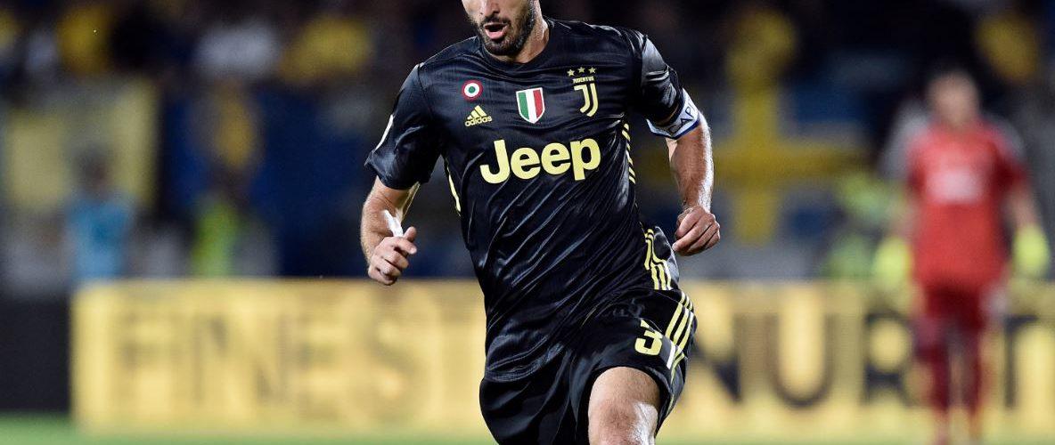 Juventus, Chiellini: «Senza stampelle mi sembra di rivivere. L'esutanza…»