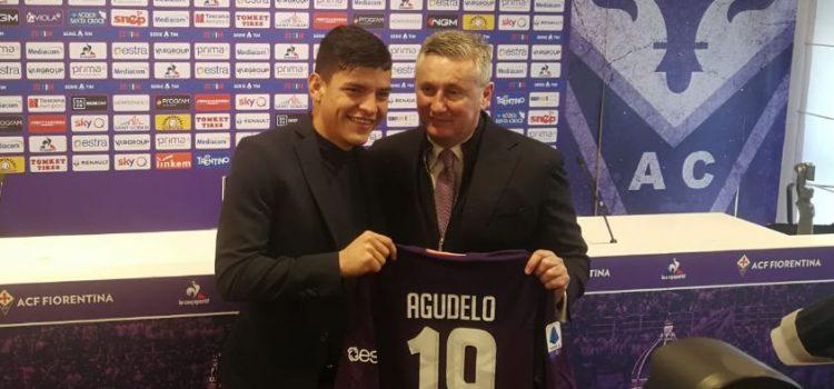 Fiorentina, Agudelo: «Io come Pirlo? Per me è una sfida»