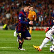 Moratti: «Messi all'Inter? Zhang può pensarci»