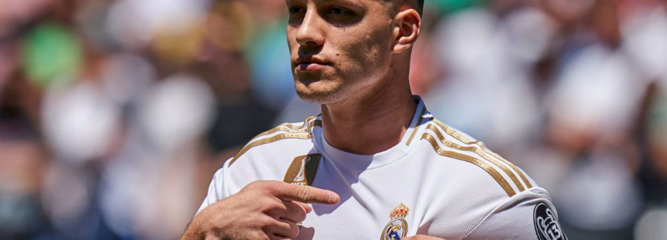 Milan, per l'attacco la prima scelta è Luka Jovic