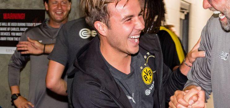 Borussia Dortmund, Gotze lascerà a fine stagione: ecco l'annuncio