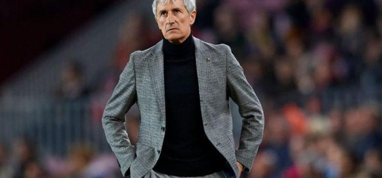Barcellona, Setien esce allo scoperto: «Lautaro fa al caso nostro»