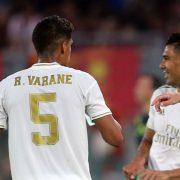 Liverpool, si pesca sempre dal Real. L'obiettivo per la difesa è Varane
