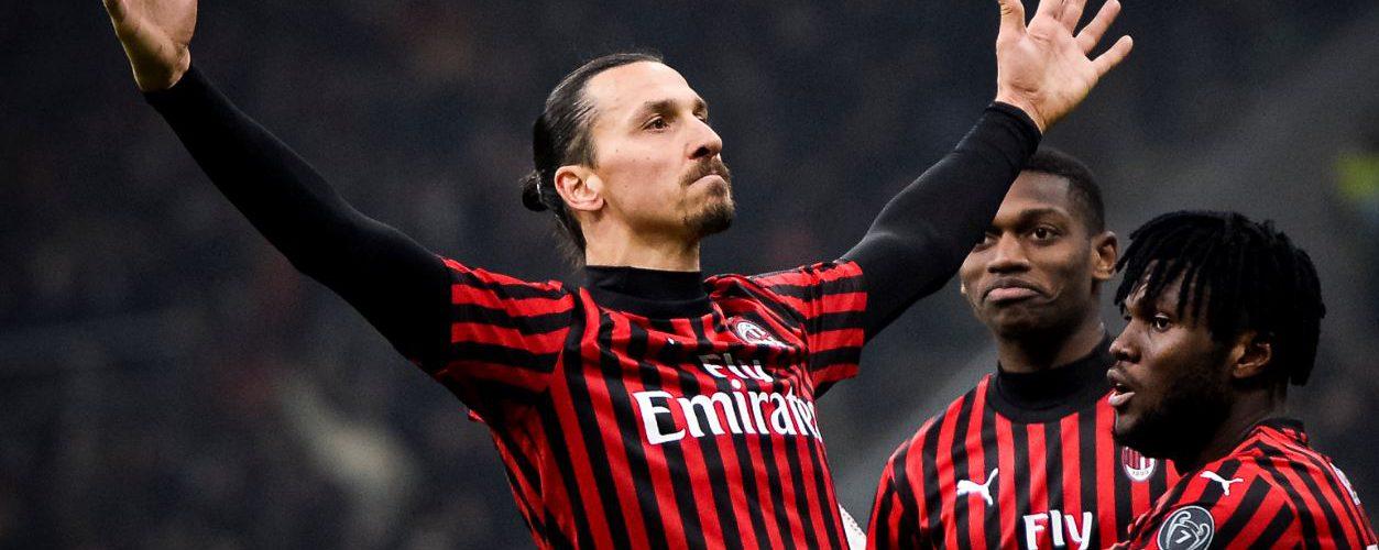 "Ibrahimovic e la ""fame"" da derby: lo svedese ruggisce su Instragram"