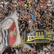 Serie B, Ascoli falcidiato dai casi di Covid: sette i positivi