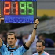 Serie A, UFFICIALE: possibili 5 sostituzioni fino al termine del campionato