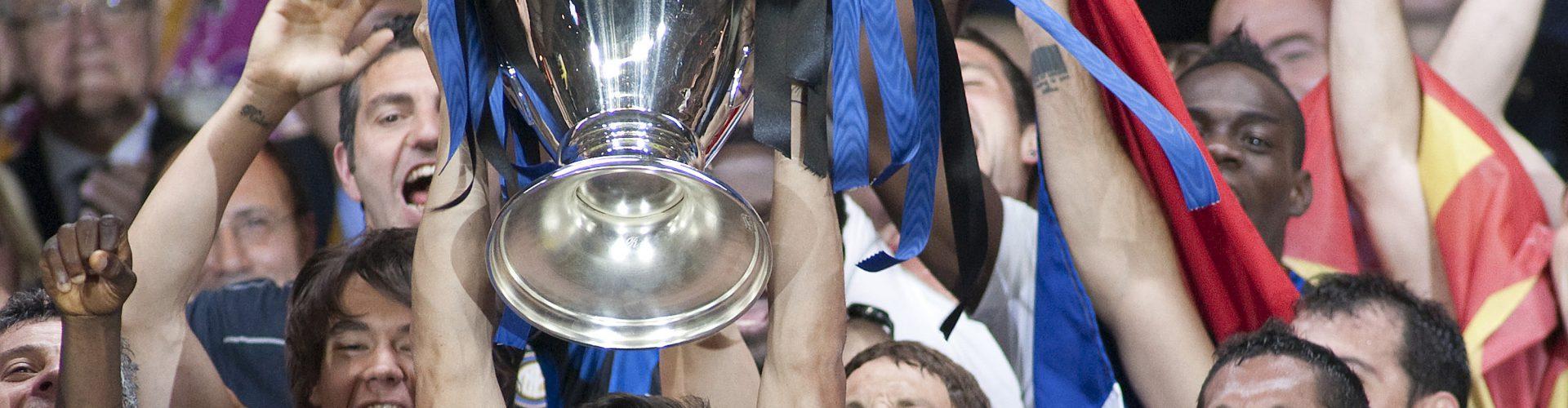Toccare il cielo con un dito: la finale di Madrid e l'Inter del 2010