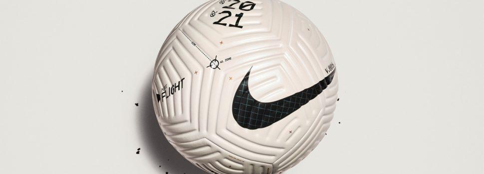 Nike, brevettato il nuovo pallone. Traiettoria più stabile del 30%