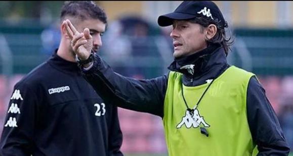 Benevento, Inzaghi: «Risultato bugiardo. Giocato 70′ alla pari. Ma lo spirito c'è»