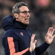 Udinese, Gotti: «Tre tiri, tre gol…questo purtroppo ci capita spesso»