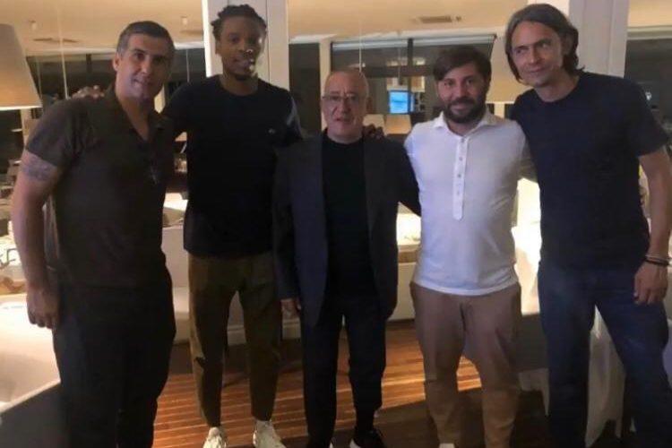 FOTO, è fatta per Remy al Benevento: contratto triennale