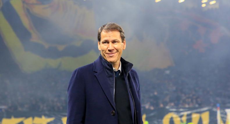 Lione, Garcia si prepara alla sfida con la Juventus: «Cercheremo di qualificarci»