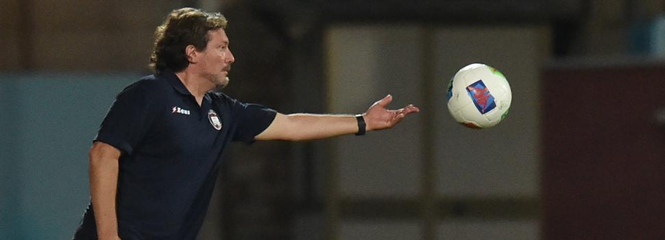 Crotone, Stroppa: «Dobbiamo essere più cattivi. Col Cagliari match cruciale»