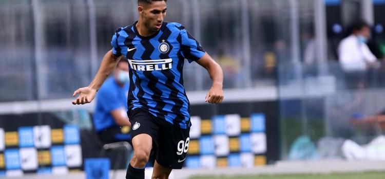 Inter, Hakimi dopo la vittoria: «Domenica dobbiamo vincere»