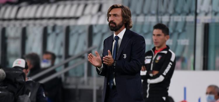 Juventus, conferenza Pirlo: «Ci aspettavamo qualche punto in più. Morata? Decidiamo domani»»